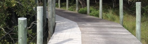 ANTI SLIP PATHWAY FOR KENTON ECO ESTATE BOARDWALKS
